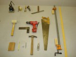 Obtain the Following Tools and Materials Before Starting Work